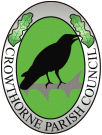 Logo link to the Crowthorne Parish home page